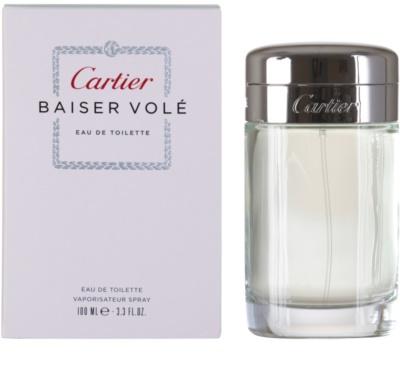 Cartier Baiser Volé Eau de Toilette para mulheres