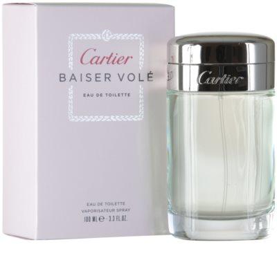 Cartier Baiser Volé Eau de Toilette für Damen 1