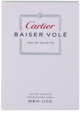 Cartier Baiser Volé Eau de Toilette für Damen 4