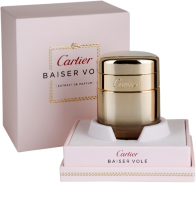 Cartier Baiser Volé Parfüm Extrakt für Damen 2