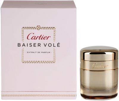 Cartier Baiser Volé extracto de perfume para mujer