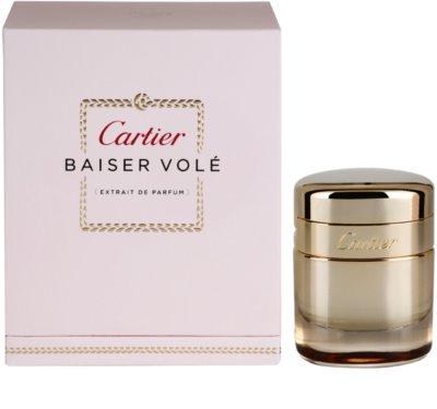 Cartier Baiser Volé parfüm kivonat nőknek