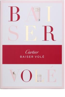 Cartier Baiser Volé dárkové sady 2