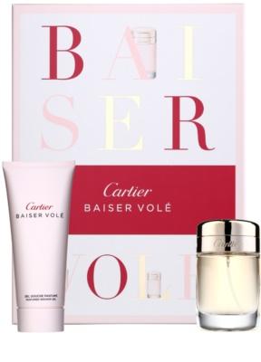 Cartier Baiser Volé coffrets presente