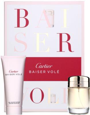 Cartier Baiser Volé zestawy upominkowe
