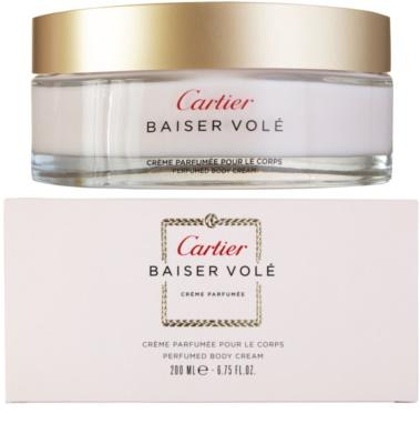 Cartier Baiser Volé creme corporal para mulheres
