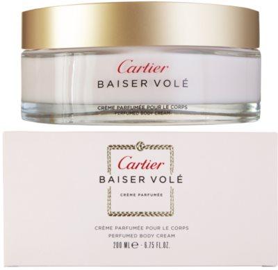 Cartier Baiser Volé tělový krém pro ženy