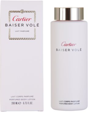 Cartier Baiser Volé тоалетно мляко за тяло за жени
