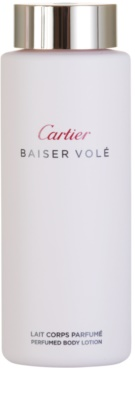 Cartier Baiser Volé тоалетно мляко за тяло за жени 1