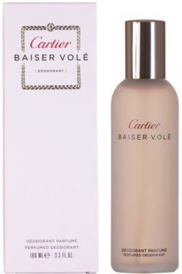 Cartier Baiser Volé deospray pentru femei