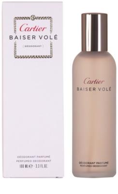 Cartier Baiser Volé dezodor nőknek