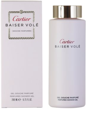 Cartier Baiser Volé gel de ducha para mujer