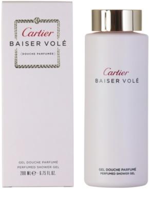 Cartier Baiser Volé гель для душу для жінок
