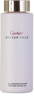 Cartier Baiser Volé gel de ducha para mujer 1