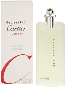 Cartier Declaration Cologne туалетна вода для чоловіків