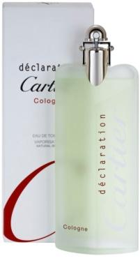 Cartier Declaration Cologne woda toaletowa tester dla mężczyzn 1