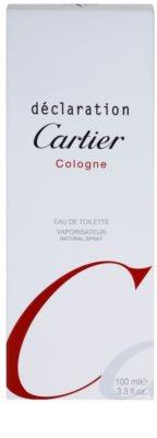 Cartier Declaration Cologne woda toaletowa tester dla mężczyzn 2