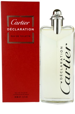 Cartier Declaration Eau de Toilette für Herren