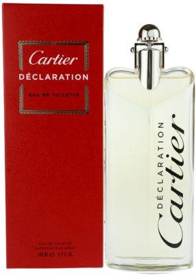 Cartier Declaration woda toaletowa dla mężczyzn