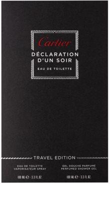 Cartier Declaration ajándékszettek 4