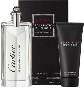 Cartier Declaration coffrets presente