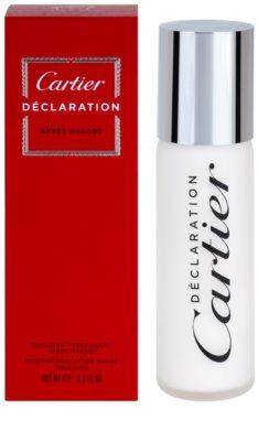 Cartier Declaration emulsión after shave para hombre