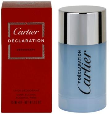 Cartier Declaration desodorante en barra para hombre