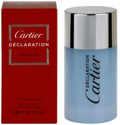 Cartier Declaration desodorizante em stick para homens