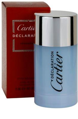 Cartier Declaration desodorizante em stick para homens 1