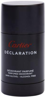 Cartier Declaration desodorizante em stick para homens 6