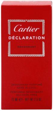 Cartier Declaration desodorizante em stick para homens 8