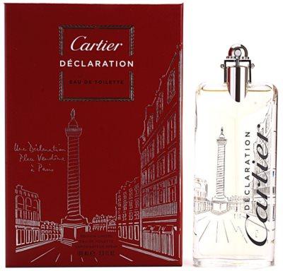 Cartier Declaration D´Amour Limited Edition Eau de Toilette para homens