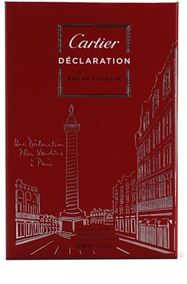 Cartier Declaration D´Amour Limited Edition toaletní voda pro muže 3