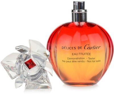 Cartier Délices de Cartier Eau Fruitée eau de toilette teszter nőknek 1