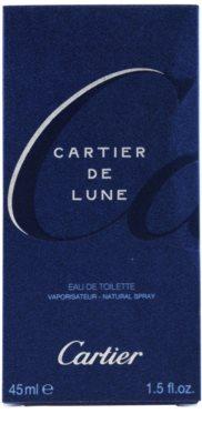 Cartier de Lune woda toaletowa dla kobiet 4