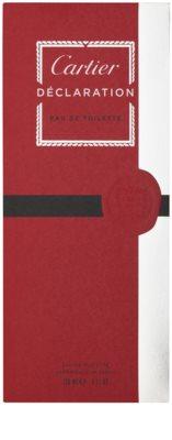 Cartier Declaration Metal Limited Edition Eau de Toilette pentru barbati 1