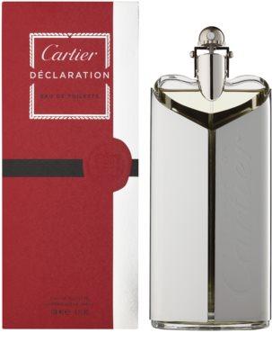 Cartier Declaration Metal Limited Edition eau de toilette para hombre