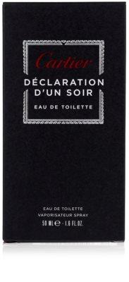 Cartier Declaration d'Un Soir eau de toilette férfiaknak 2