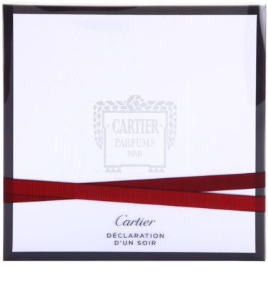 Cartier Declaration d'Un Soir darilni set 2