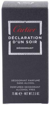 Cartier Declaration d'Un Soir stift dezodor férfiaknak 4