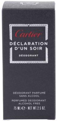 Cartier Declaration d'Un Soir Deo-Stick für Herren 4