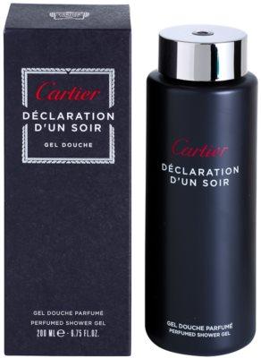 Cartier Declaration d'Un Soir Duschgel für Herren