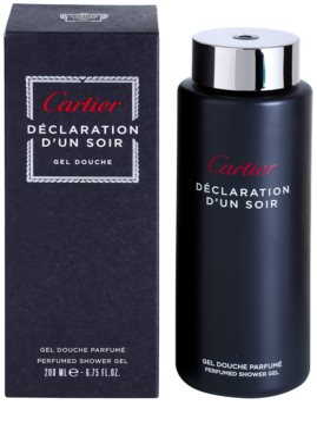 Cartier Declaration d'Un Soir gel za prhanje za moške