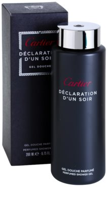 Cartier Declaration d'Un Soir Shower Gel for Men 1