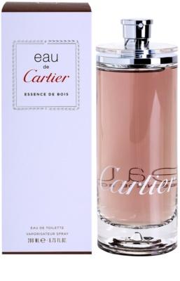 Cartier Eau de Cartier Essence de Bois Eau de Toilette unisex