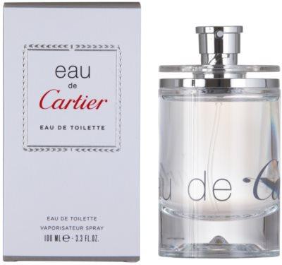 Cartier Eau de Cartier toaletna voda uniseks