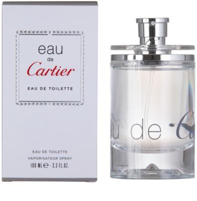Cartier Eau de Cartier toaletná voda unisex