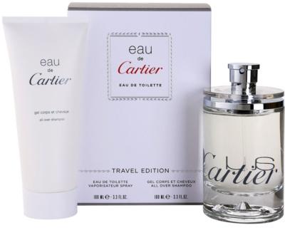 Cartier Eau de Cartier coffret presente