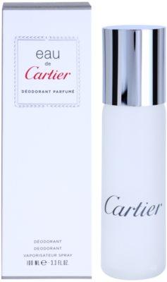 Cartier Eau de Cartier Deo-Spray unisex