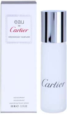 Cartier Eau de Cartier deospray unisex